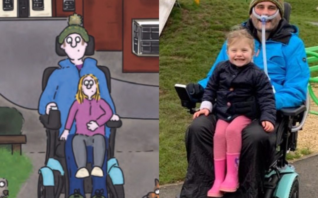 Nottinghamshire Hospice write about Lily and Sam
